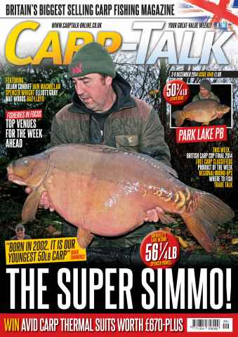 Carp-Talk issue 1049