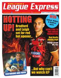 League Express issue 2943