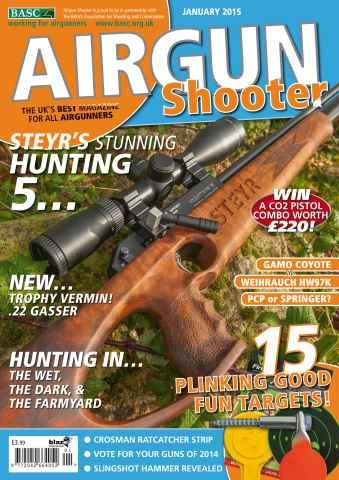 Airgun Shooter issue Jan-15