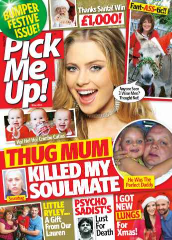 Pick Me Up issue 11th December 2014