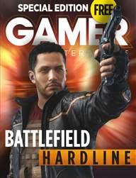 GAMER Interactive 021 - Battlefield Hardline issue GAMER Interactive 021 - Battlefield Hardline