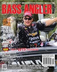 BASS ANGLER MAGAZINE issue Volume 23 Issue 4