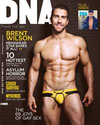 DNA Magazine issue # 180 - Travel