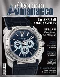 Descrizione l'Orologio – Almanacco 2014/2015 issue Descrizione l'Orologio – Almanacco 2014/2015