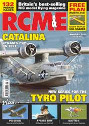 RCM&E issue January 2015