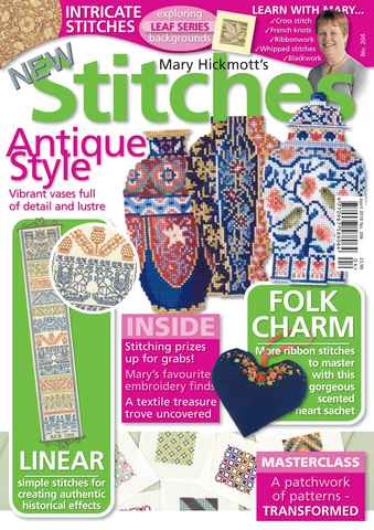 New Stitches issue 204