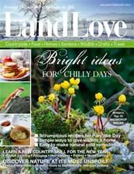 LandLove Magazine issue January/February 2015