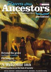 Discover Your Ancestors issue December 2014