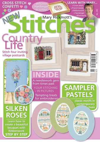 New Stitches issue 205