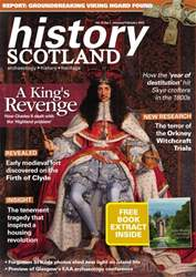 History Scotland issue Charles II and the 'Highland problem'