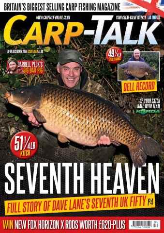 Carp-Talk issue 1050