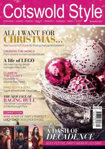 Cotswold Style issue Cotswold Style December 2014