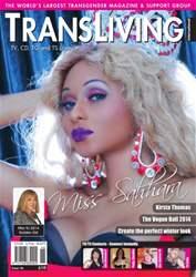 Transliving Magazine Magazine Cover