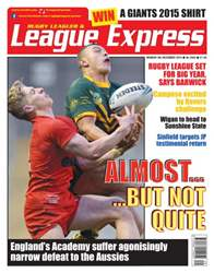 League Express issue 2944
