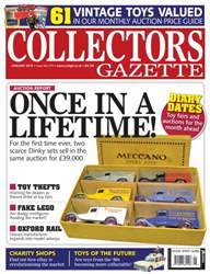 Collectors Gazette issue January 2015