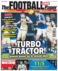 The Football League Paper issue 7th December 2014