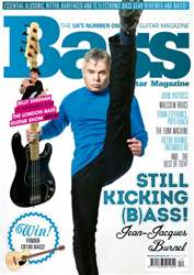 Bass Guitar issue 112 January 2015