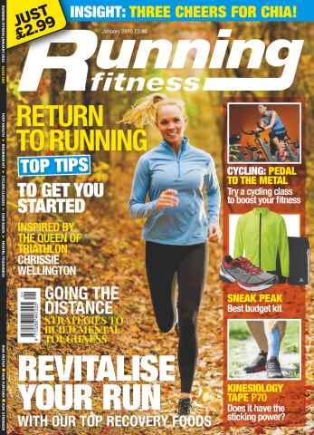 Running Fitness issue No.172 Return to Running