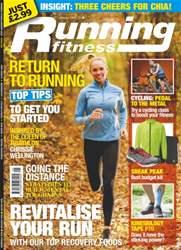 Running issue No.172 Return to Running