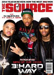 The Source Magazine issue #264 The Source Magazine