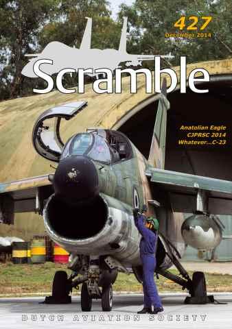 Scramble Magazine issue 427 - December 2014