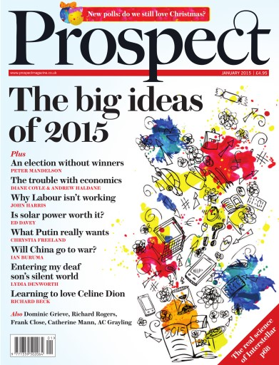 Prospect Magazine issue January 2015