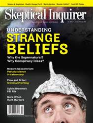 Skeptical Inquirer issue January/February 2015