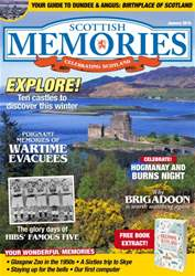 Scottish Memories issue January 2015