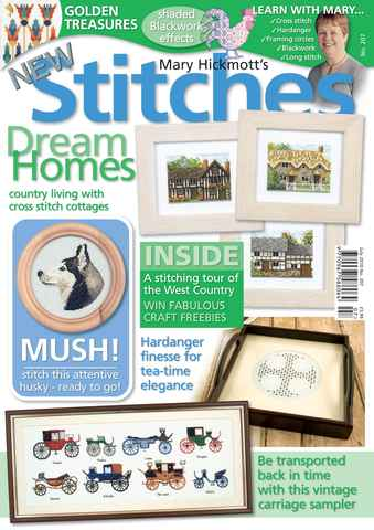 New Stitches issue 207