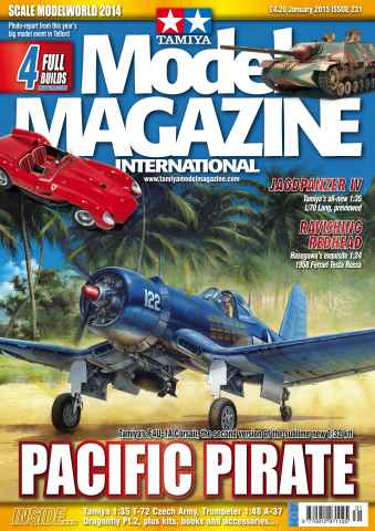 Tamiya Model Magazine issue 231