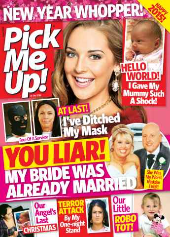 Pick Me Up issue 24th December 2014
