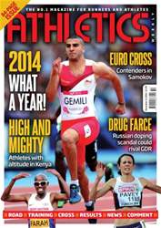 Athletics Weekly issue 11/12/2014