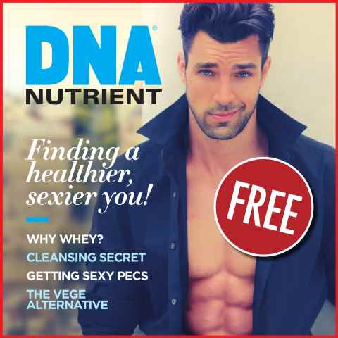 DNA Magazine issue DNA Nutrient FREE