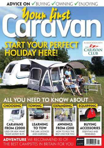 Your First Caravan issue 2015