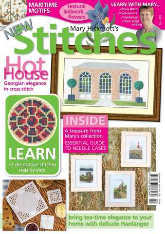 New Stitches issue 209