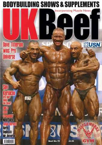 The Beef Magazine issue Jan/Feb 2015