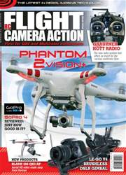 Quiet & Electric Flight Inter issue Radio Control Flight Camera Action