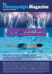 Fibromyalgia Magazine January 2015 issue Fibromyalgia Magazine January 2015