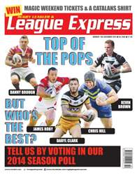 League Express issue 2945