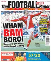 The Football League Paper issue 14th December 2014