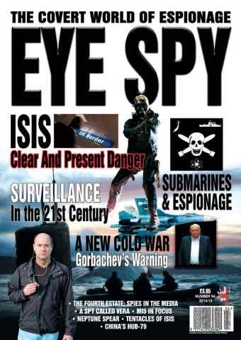 Eye Spy issue Issue 94