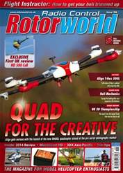 Radio Control Rotor World issue Feb 106