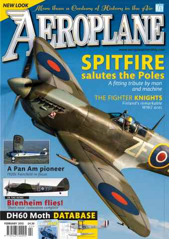 Aeroplane issue February 2015