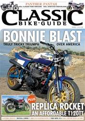 Classic Bike Guide issue January 2015