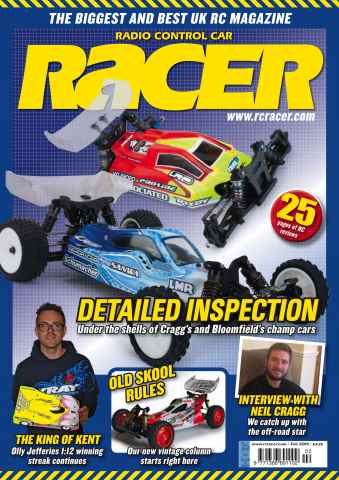 Radio Control Car Racer issue Feb 15