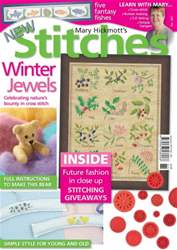 New Stitches issue January 2015