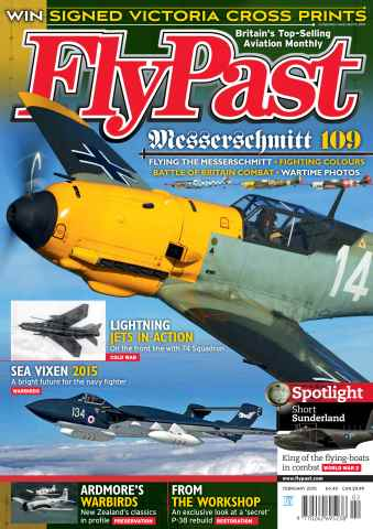 FlyPast issue February 2015