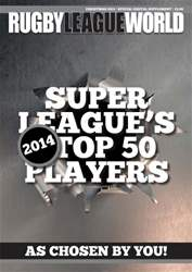 League's Top 50' issue League's Top 50'