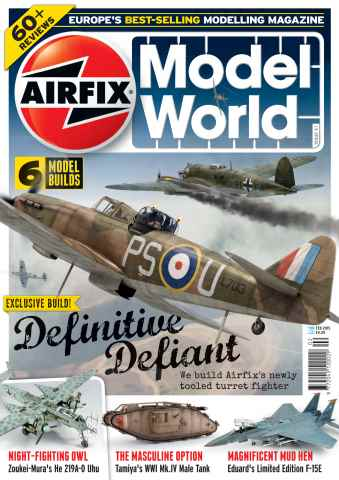 Airfix Model World issue February 2015
