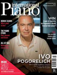International Piano issue Jan - Feb 2015